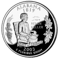 ... of the Alabama State Quarter.