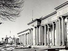 ساختمان قدیمی مجلس.