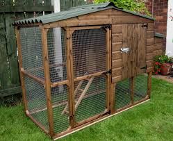 The Edward Chicken Coop Hen