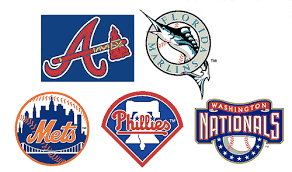each of the NL East clubs,