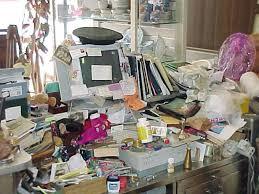 Dirty clutter {i.e. hoarders