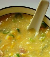 standard - sweet corn soup