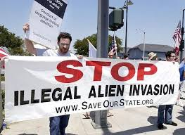 Stop Illegal Alien Invasion