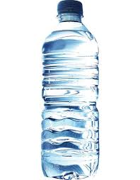 Bottled water has contaminants