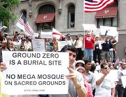 """""""Ground Zero is a burial site."""
