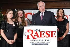 """John """"Raese"""" (pronounced"""