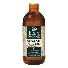 Extra Virgin Sesame Oil is
