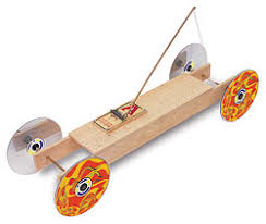 Mousetrap Car Building Pack