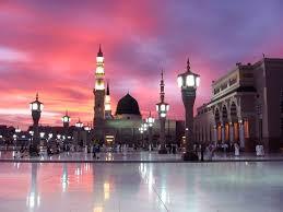 مرقدمطهر نبی مکرم اسلام(ص)