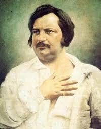 né Honoré Balzac