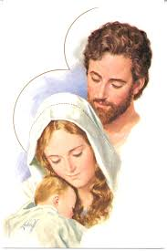 Holy Family Luberoff