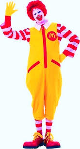 Ronald McDonald was survived