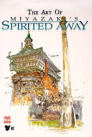 Spirited Away: Art of Spirited Away ...