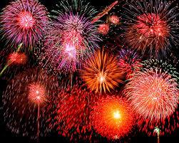 Equine Fireworks