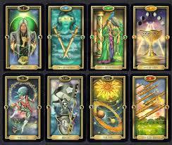 tarot cards for