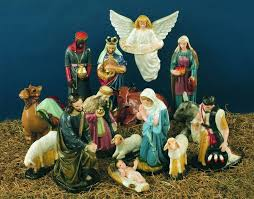 Nativity Scene: Celebrating