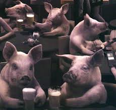 Let's Party, Pigs!