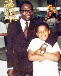 1960s, Barack Obama Sr. on