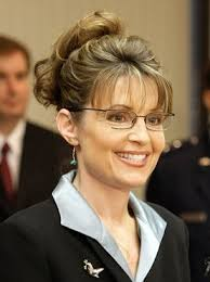 Candidate Sarah Palin.