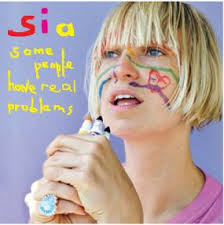 Sia's new full-length CD,