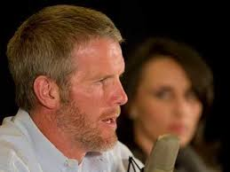 Transcript of Brett Favre's press ...