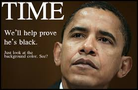 Black Obama