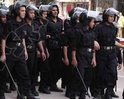 الأمن المصری یعرقل مظاهرات