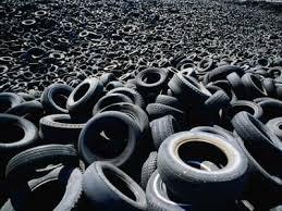 tires, tires everywhere