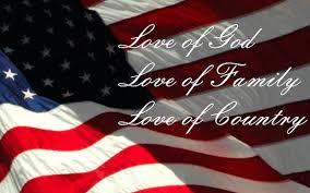 My American Values.