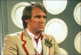 Peter Davidson as Dr Who