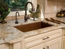 and granite counter tops.