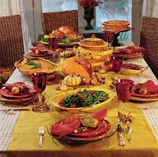 Thanksgiving spread every