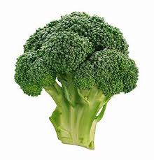 Fear the broccoli